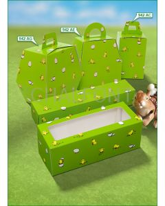 Easter Egg Boxes