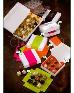 Sleeved Chocolate Boxes
